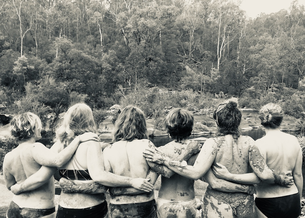 mud dance