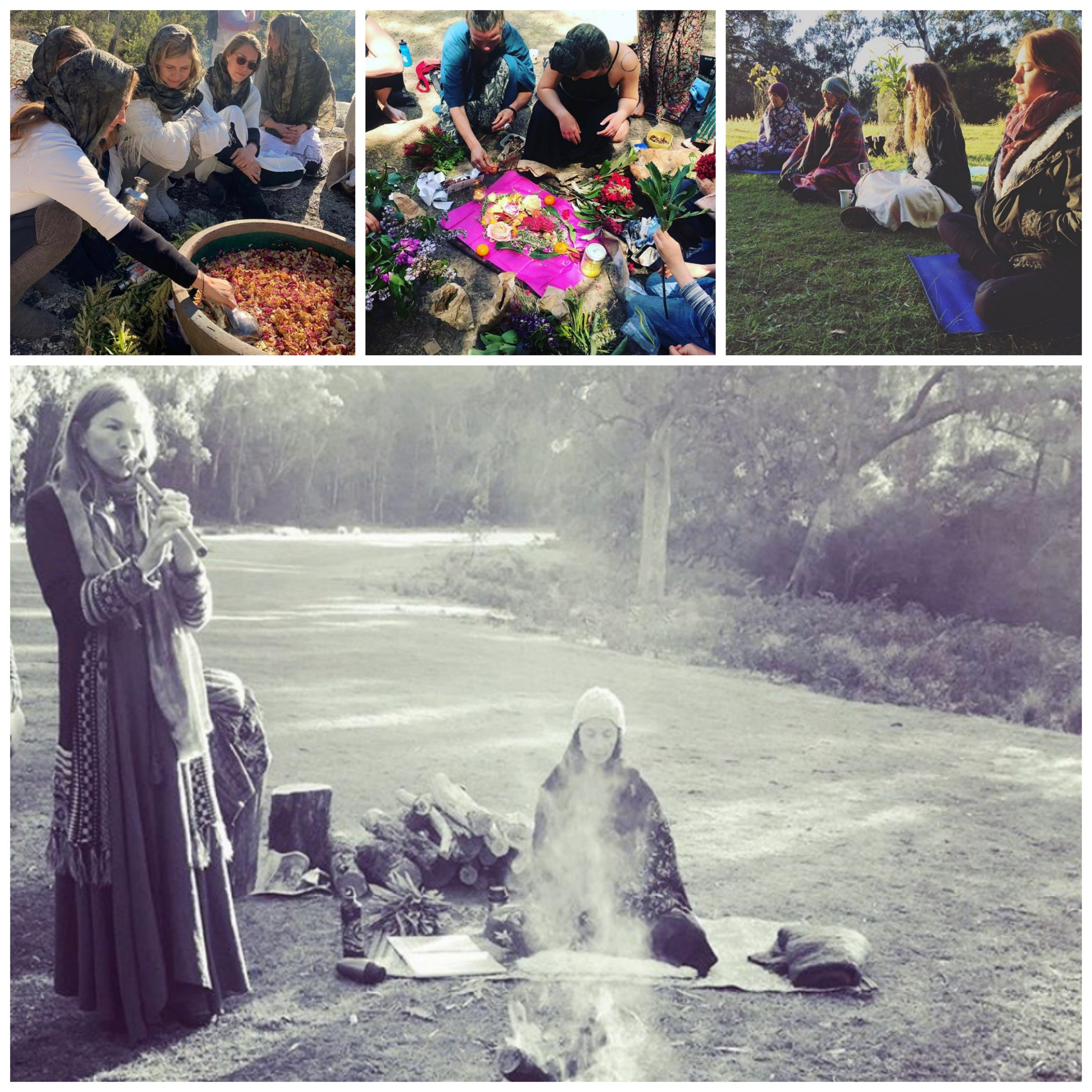 Journey of the Wild Feminine 2021 - Early Bird Ends 31st November - PRICING OPTIONS